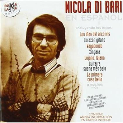 Nicola Di Bari - Sus Grandes Exitos En Espanol