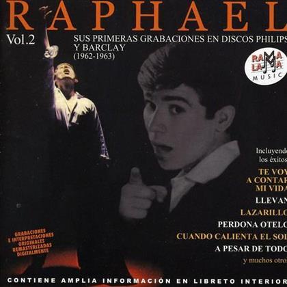 Raphael - Vol 2: Sus Primeras Grabaciones En Discos Philips