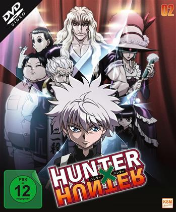 Hunter X Hunter - Vol. 2 (2011) (Limited Edition, 2 DVDs)