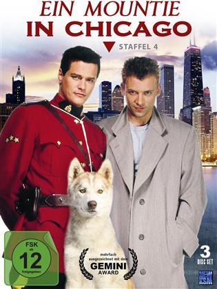 Ein Mountie in Chicago - Staffel 4 [3 DVDs]