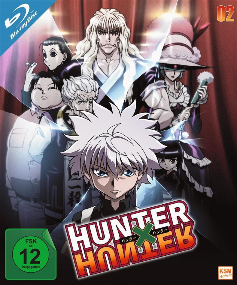 Hunter X Hunter - Vol. 2 (2011) (Limited Edition, 2 Blu-rays)