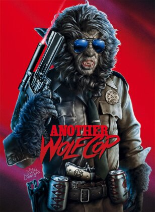 Another Wolfcop (2017) (Cover A, Mediabook, Blu-ray + DVD)