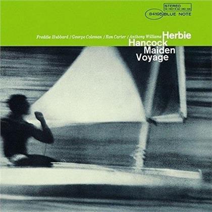 Herbie Hancock - Maiden Voyage (UHQCD, MQA CD, Japan Edition)