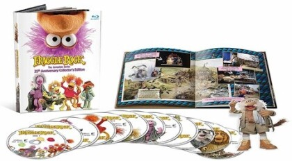 Fraggle Rock - The Complete Series (35th Anniversary Edition, Limited Edition, 12 Blu-rays)