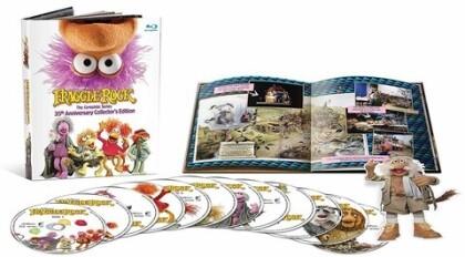 Fraggle Rock - The Complete Series (Edizione 35° Anniversario, Edizione Limitata, 12 Blu-ray)