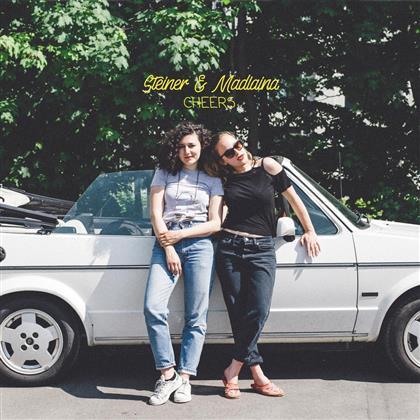 Steiner & Madlaina - Cheers (Gatefold, LP + Digital Copy)
