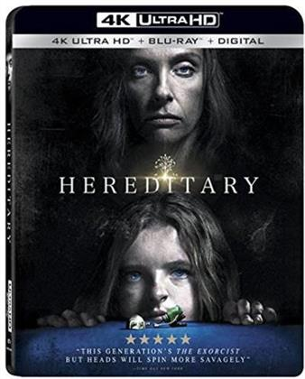 Hereditary (2018) (4K Ultra HD + Blu-ray)
