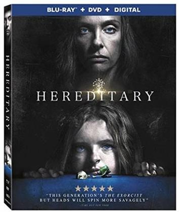 Hereditary (2018) (Blu-ray + DVD)