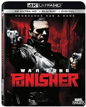 Punisher - War Zone (2008) (4K Ultra HD + Blu-ray)