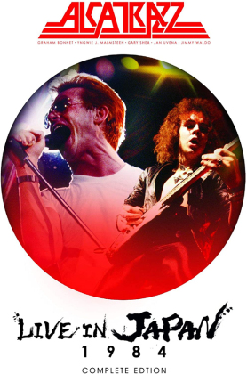 Alcatrazz - Live in Japan 1984 - The Complete Edition