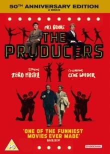 The Producers (1968) (Edizione 50° Anniversario)