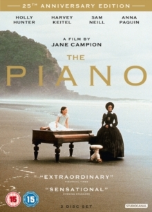 The Piano (1992) (25th Anniversary Edition, 2 DVDs)