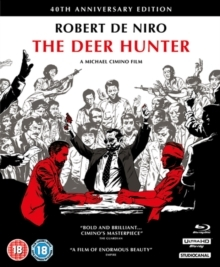 The Deer Hunter (1978) (40th Anniversary Edition, Collector's Edition, 4K Ultra HD + Blu-ray)