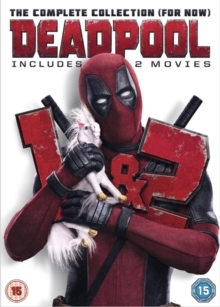 Deadpool 1+2 - The Complete Collection (for now) (2 DVDs)