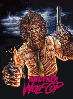 Another WolfCop - WolfCop2 (2017) (Cover C, Limited Edition, Mediabook, Blu-ray + DVD)