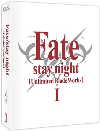 Fate/Stay Night: Unlimited Blade Works - Partie 1 (Collector's Edition, 2 DVDs)