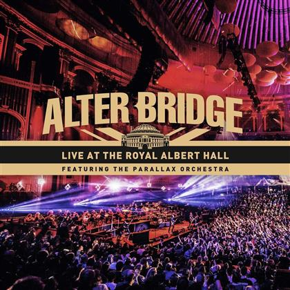Alter Bridge & The Parallax Orchestra - Live From The Royal Albert Hall (2 CDs + DVD + Blu-ray)