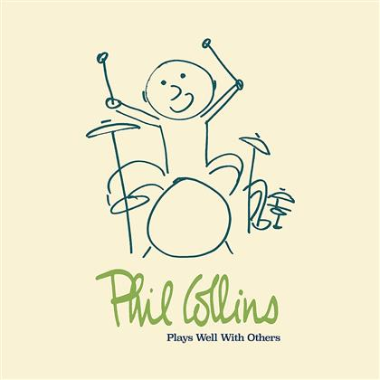 Phil Collins - Plays Well With Others (4 CDs)