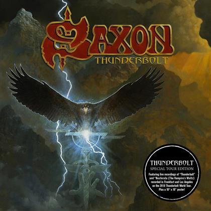 Saxon - Thunderbolt (Special Tour Edition)