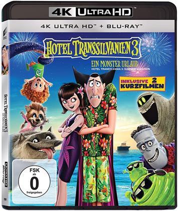 Hotel Transsilvanien 3 - Ein Monster Urlaub (2018) (4K Ultra HD + Blu-ray)