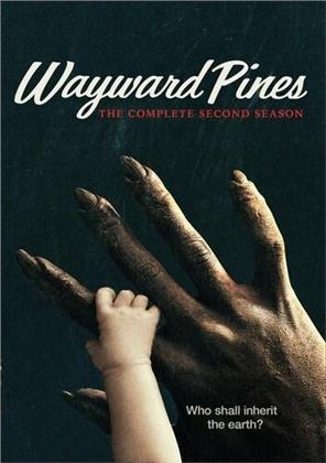 Wayward Pines - Season 2 (3 DVDs)