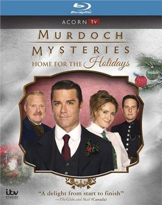 Murdoch Mysteries - Home For The Holidays