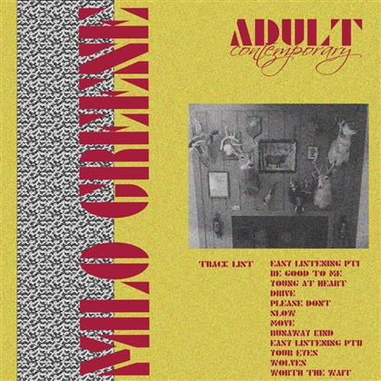 Milo Greene - Adult Contemporary (LP)