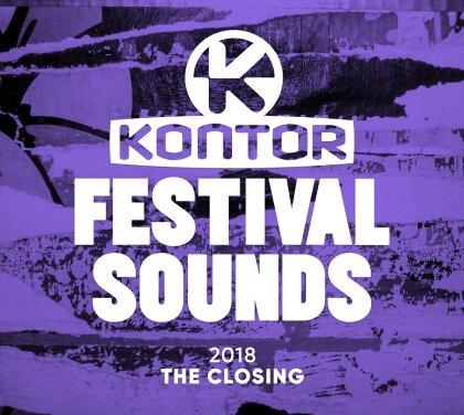 Kontor Festival Sounds 2018 (3 CDs)