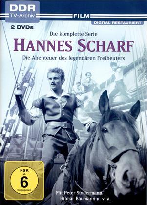 Hannes Scharf (2 DVD)