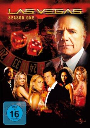 Las Vegas - Staffel 1 (6 DVDs)