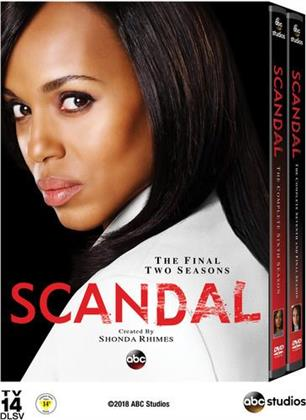 Scandal - Seasons 6+7 (8 DVDs)