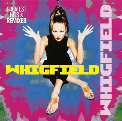Whigfield - Greatest Hits & Remixes (2 CDs)