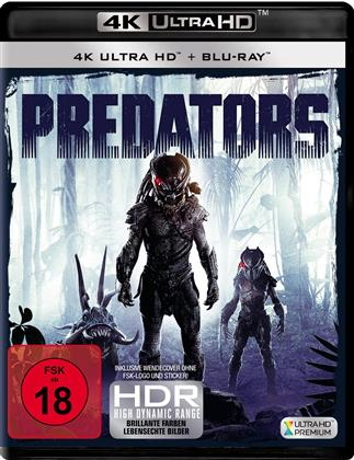 Predators (2010) (4K Ultra HD + Blu-ray)
