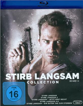 Stirb langsam 1-5 (5 Blu-rays)