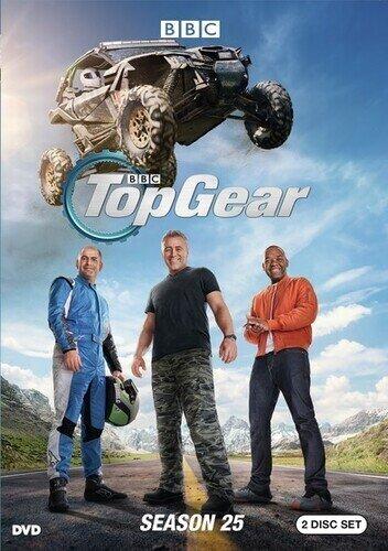 Top Gear - Season 25 (BBC, 2 DVDs)