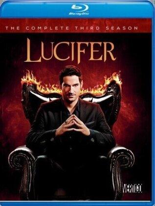 Lucifer - Season 3 (5 Blu-rays)