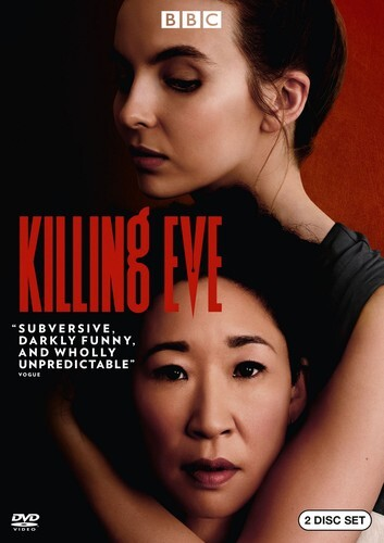 Killing Eve - Season 1 (2 DVDs)