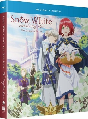 Snow White with the Red Hair - The Complete Series (4 Blu-rays)