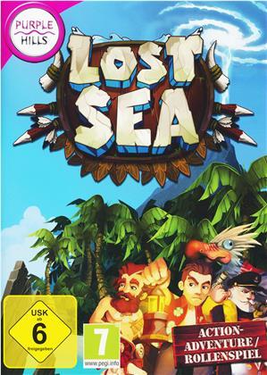 Purple Hills - Lost Sea