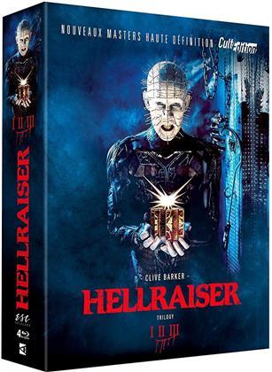 Hellraiser 1-3 - Trilogy (4 Blu-rays)
