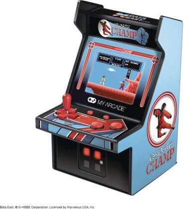"My Arcade Micro Player 6"" Collectible Retro Karate Champ"