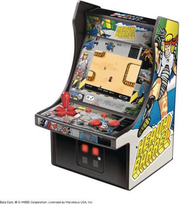 "My Arcade Micro Player 6"" Collectible Retro Heavy Barrel"