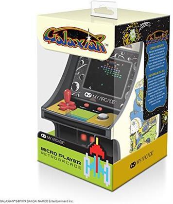 """My Arcade Micro Player 6"""" Collectible Retro Galaxian"""