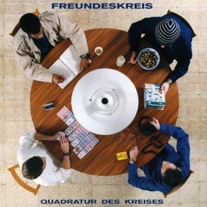 Freundeskreis - Quadratur Des Kreises (3 LPs)