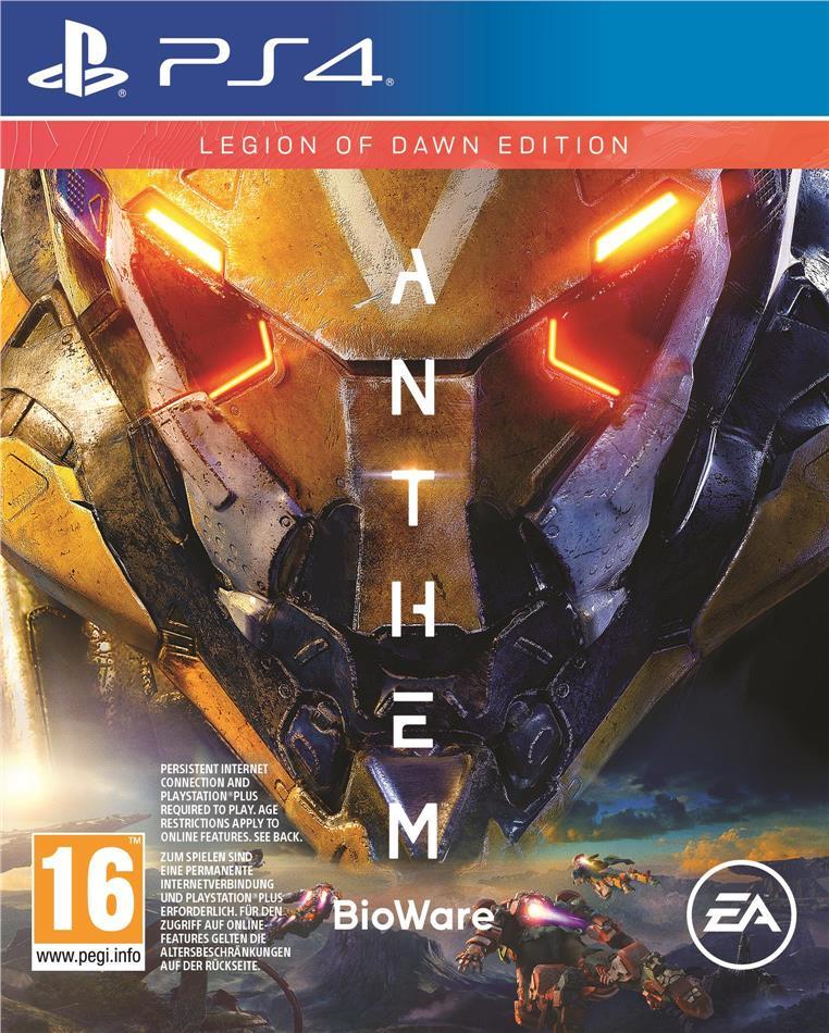 Anthem (Legion of Dawn Edition)