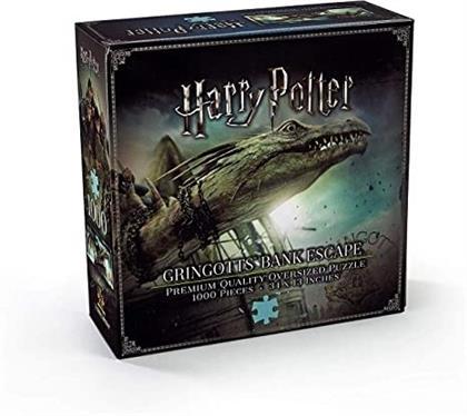 Harry Potter: Gringotts Bank Escape - Puzzle