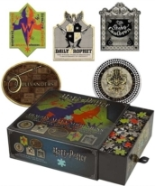 Harry Potter: The Marauder's Map Cover - Puzzle
