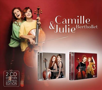 Camille Berthollet & Julie Berthollet - Camille Et Julie / 3 (2 CDs)