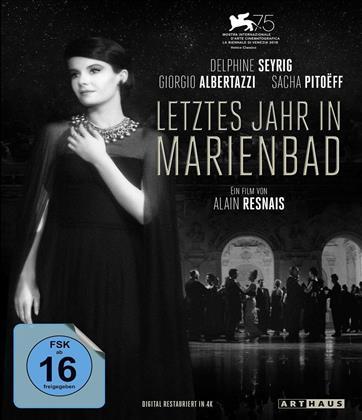 Letztes Jahr in Marienbad (1960) (s/w, Special Edition)