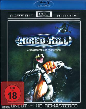 Hired to Kill (1990) (Classic Cult Collection, HD Remastered, Uncut)
